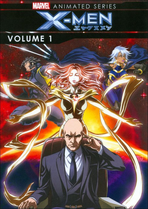 Marvel X Men:Animated Series Vol 1 (DVD) - image 1 of 1