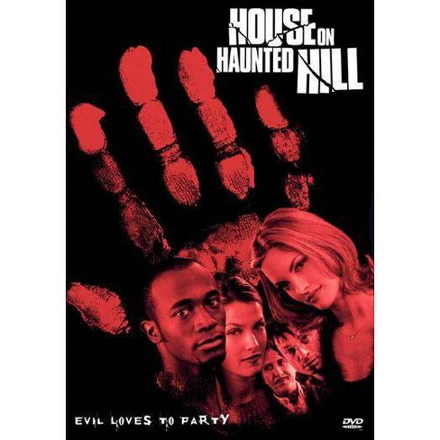 House On Haunted Hill (DVD) - image 1 of 1