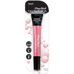 Chapstick Total Hydration Tinted Lip Oil - Warm Pink - 0.24oz