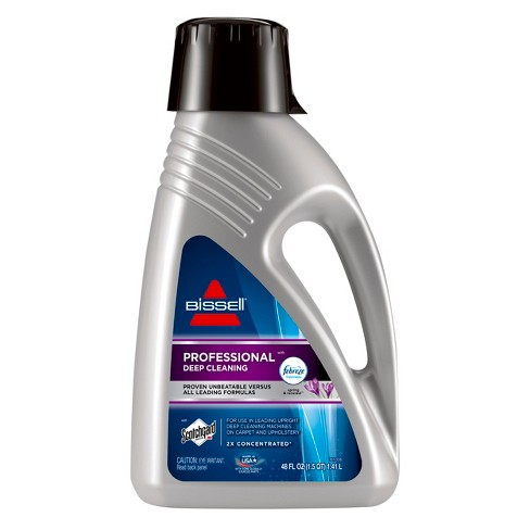 BISSELL® Professional Deep Cleaning with Febreze 48oz. Upright Carpet Cleaner Formula - 2515