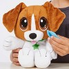 Little Tikes Rescue Tales Cuddly Pup Beagle Soft Plush Pet Toy - image 3 of 4
