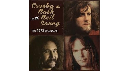 David Crosby - 1972 Broadcast (CD) - image 1 of 1