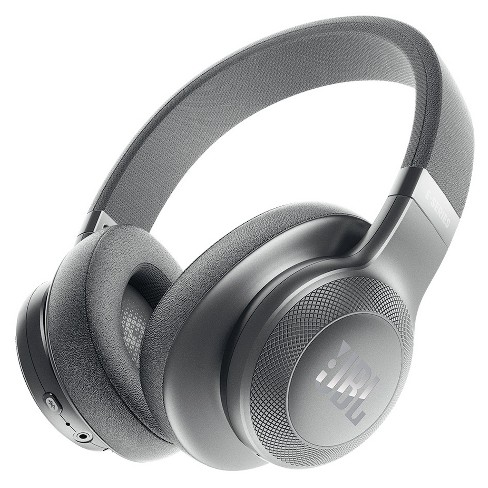 8becc712ec6 JBL Wireless Around-Ear Headphones (E55BT) - Black : Target