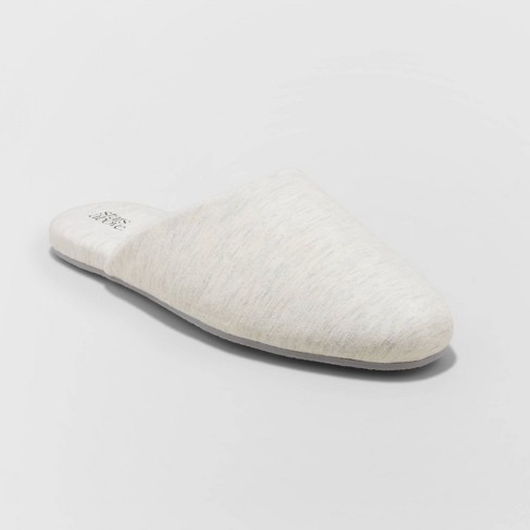 Women's Ferris Slippers - Stars Above™ Cream - image 1 of 3