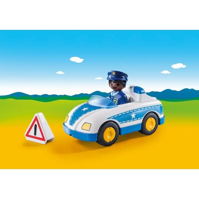 Playmobil 1.2.3. Police Car