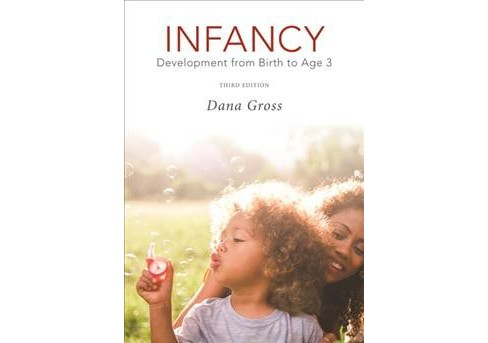 Infancy : Development from Birth to Age 3 -  by Dana Gross (Hardcover) - image 1 of 1