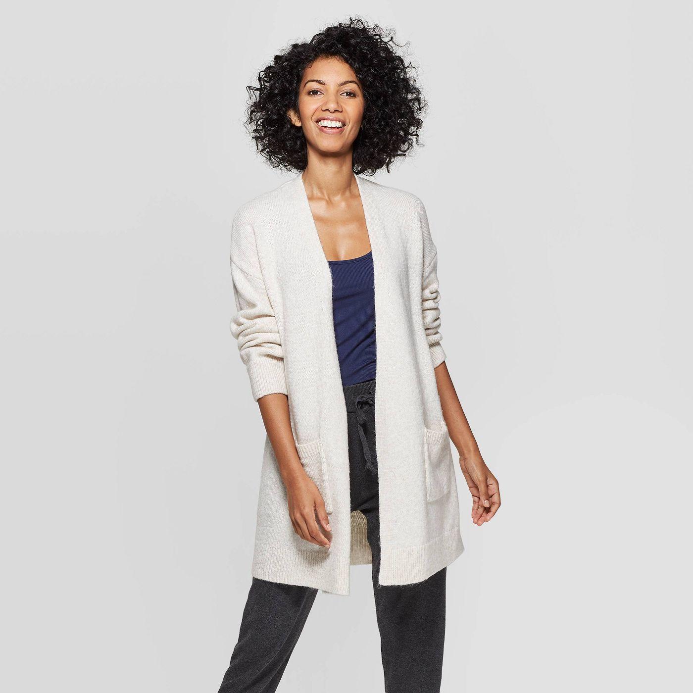 Women's Sweater Robe - Stars Above™ - image 1 of 2
