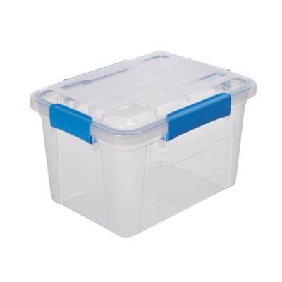 Ezy Storage 19qt IP67 Waterproof Storage Box