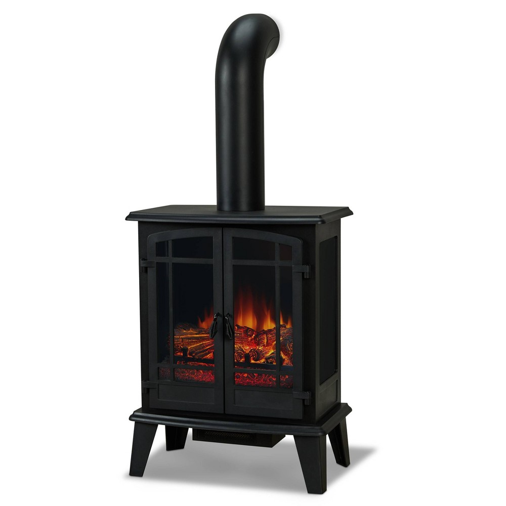Real Flame Foster Stove Electric Fireplace