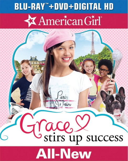 An American Girl: Grace Stirs Up Success [2 Discs] [Includes Digital Copy] [Blu-ray/DVD] - image 1 of 1