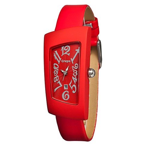 Women's Crayo Angles Watch with Luminous Hands - image 1 of 3