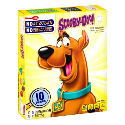 Fruit Snacks: Scooby-Doo!