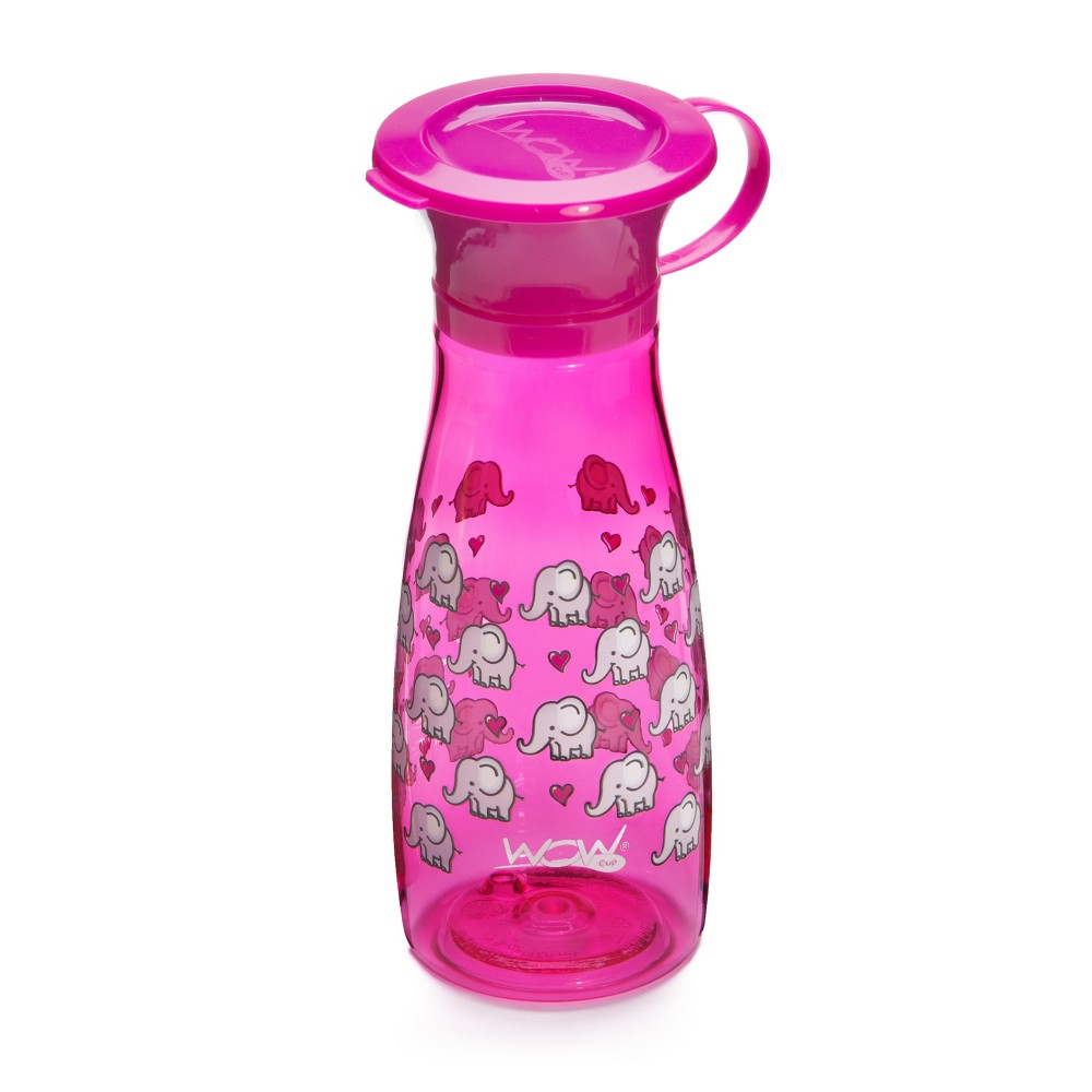 Wow Cup Mini - Deco Pink, Portable Drinkware