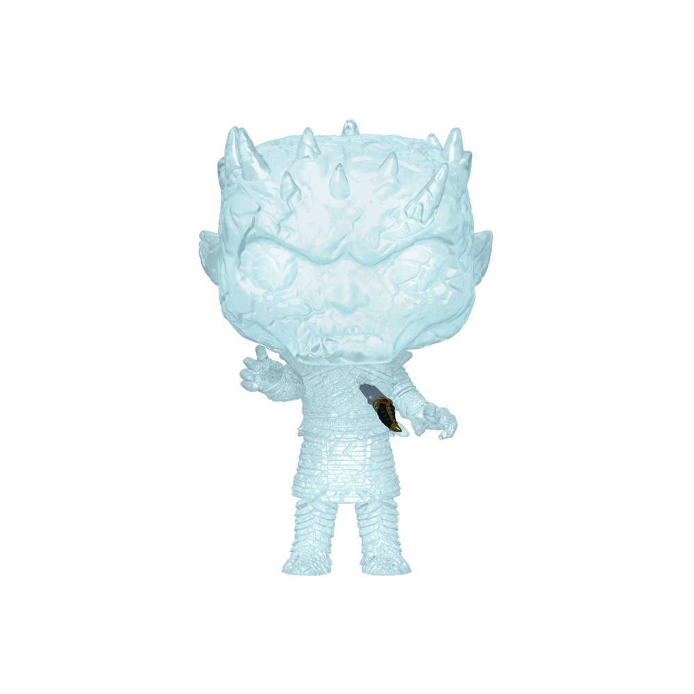 Image of Funko POP! Television: Game of Thrones - Crystal Knight King with Dagger