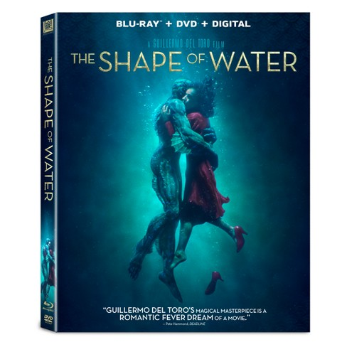 The Shape of Water (Blu-ray + DVD + Digital) - image 1 of 1