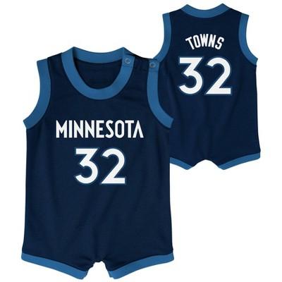 NBA Minnesota Timberwolves Baby Boys' Onesies