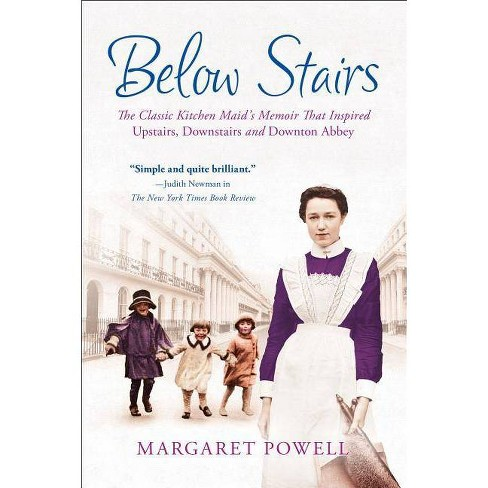 Below Stairs - by  Margaret Powell (Paperback) - image 1 of 1