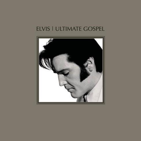 Elvis Presley - Elvis: Ultimate Gospel (Bonus Track) (CD) - image 1 of 1
