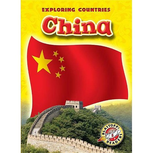 China - (Exploring Countries) by  Walter Simmons (Paperback) - image 1 of 1