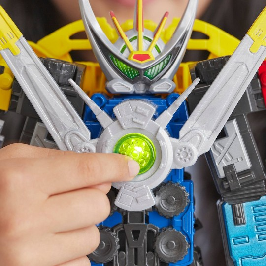 Power Rangers Beast-X Ultrazord Action Figure image number null