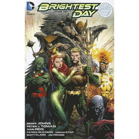 Brightest Day, Volume Two - by  Geoff Johns & Peter J Tomasi (Paperback) - image 1 of 1