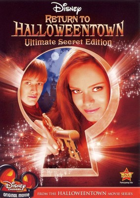 Return to Halloweentown (dvd_video)