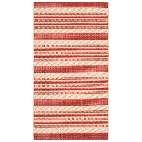 Narbonne Rug - Beige/Red - Safavieh® - image 1 of 1