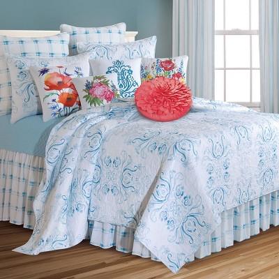 C&F Home Veranda Bed Skirt