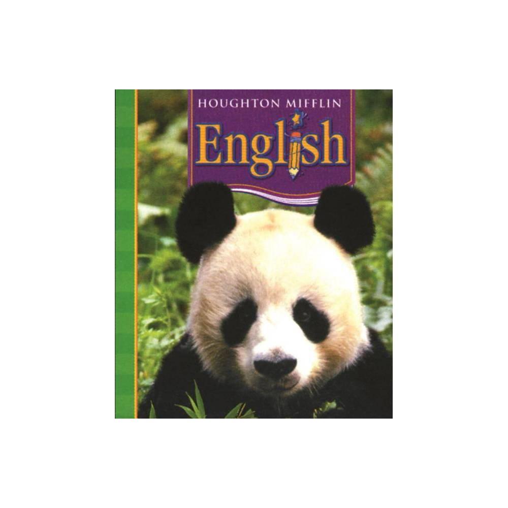 Houghton Mifflin English: Homeschool Package Grade 1 - (Hardcover)