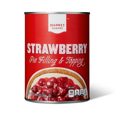 Strawberry Pie Filling - 21oz - Market Pantry™