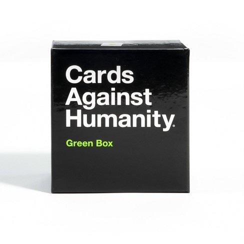 Cards Against Humanity: Green Box Game - image 1 of 4
