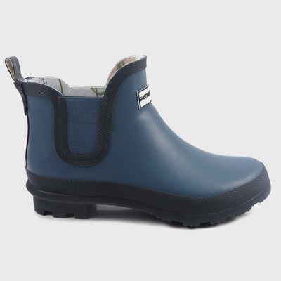 Women's Short Garden Boots Blue 7 - Smith & Hawken™