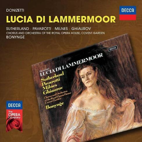Donizetti - Donizetti: Lucia di Lammermoor (CD) - image 1 of 1