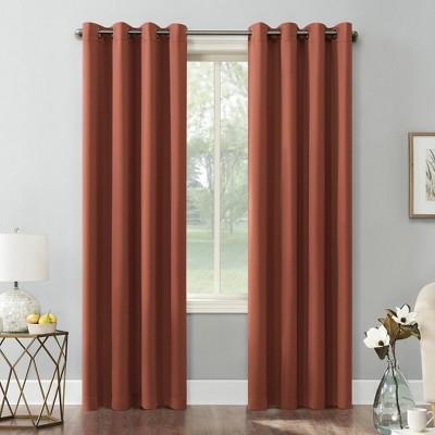 Kenneth Energy Saving Blackout Grommet Curtain Panel - Sun Zero