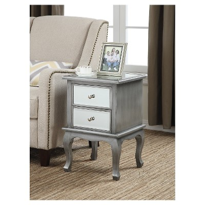 Gold Coast Accent Table Collection - Convenience Concepts