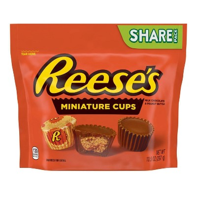 Reese's Miniature Cups Share Pack - 10.5oz