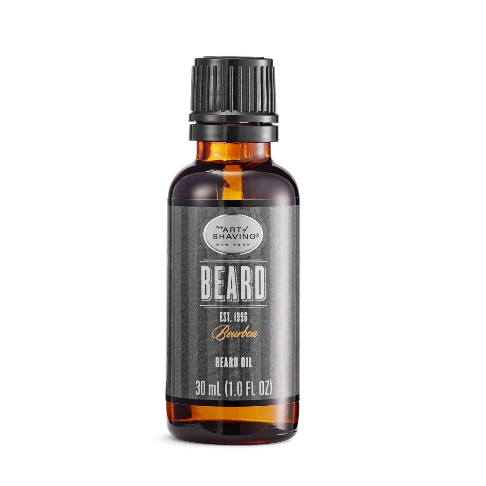 Image of The Art Of Shaving Men's Bourbon Beard Oil - 1oz