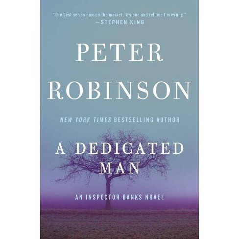 A Dedicated Man - (Inspector Banks Novels) by  Peter Robinson (Paperback) - image 1 of 1