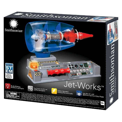 Smithsonian® Jet-Works Advanced Science Kit - image 1 of 3