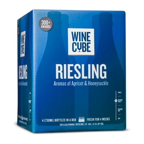 Riesling White Wine - 3L Box - Wine Cube™ - image 1 of 2