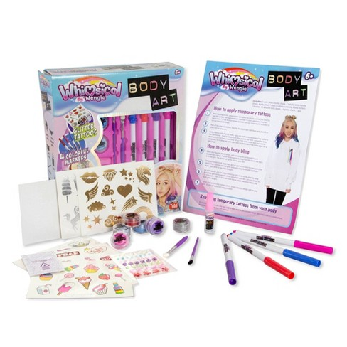 Whimsical By Wengie Body Art Target