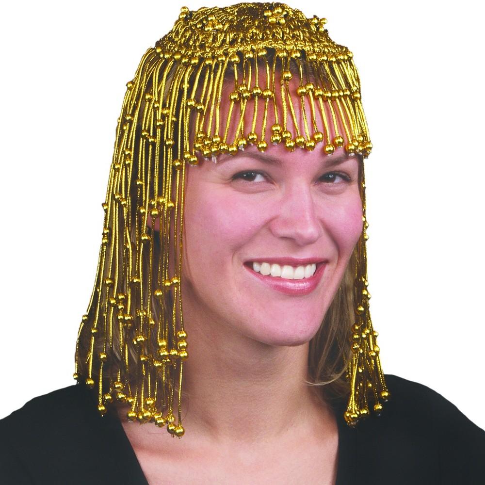 Image of Halloween Women's Cleopatra Headpiece Gold
