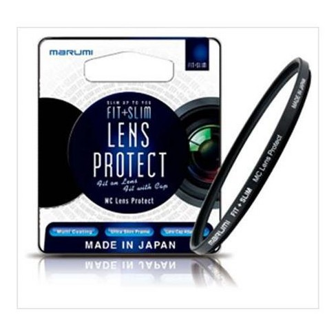 Marumi Fit Slim 49mm MC Lens Protect Filter