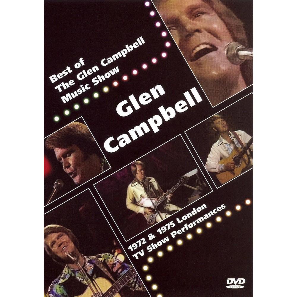 Best Of The Glen Campbell Music Show (Dvd)