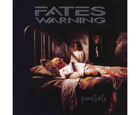 Fates Warning - Parallels (CD) - image 1 of 1