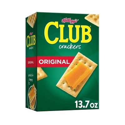 Keebler Original Club Crackers - 13.7oz