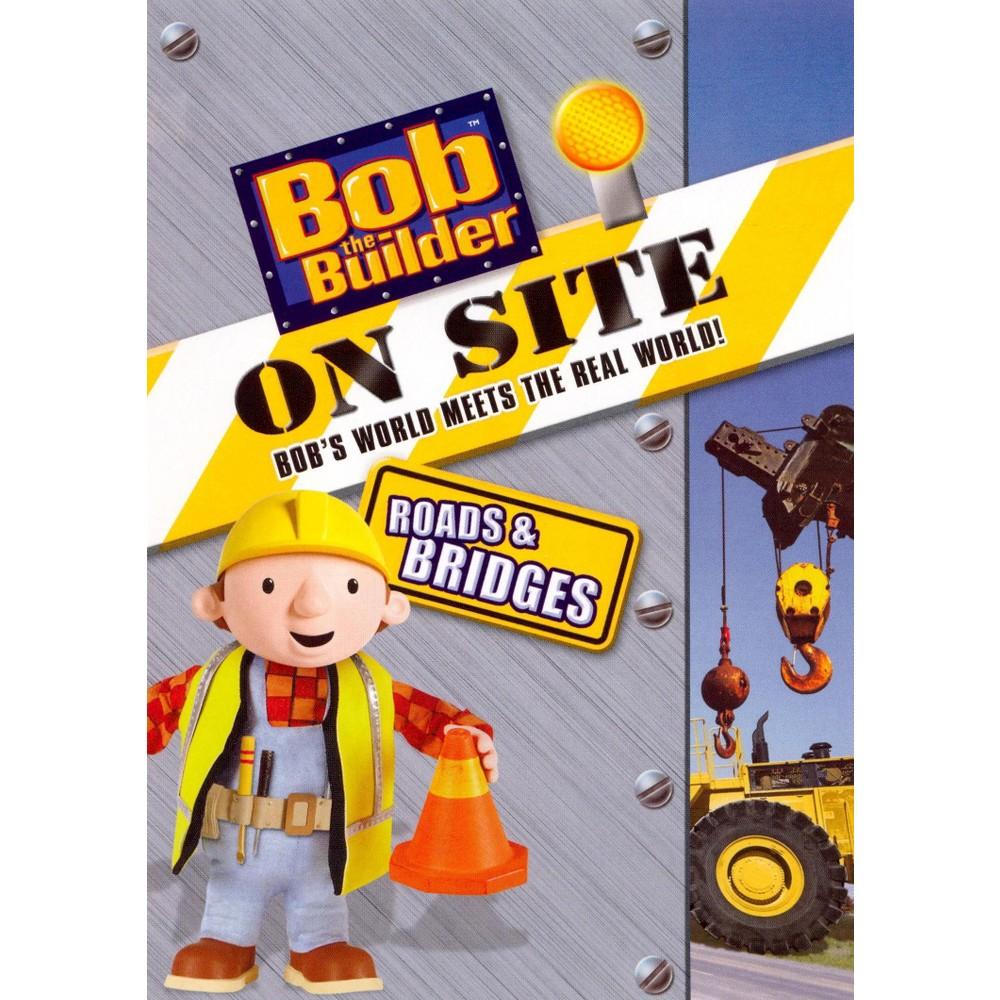 Bob the Builder: On-Site - Roads and Bridges (dvd_video) Bob the Builder: On-Site - Roads and Bridges (dvd_video)