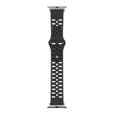 Pela Eco-Friendly Apple Watch Bands  Series 3/4/5/6/SE 42/44mm - Black