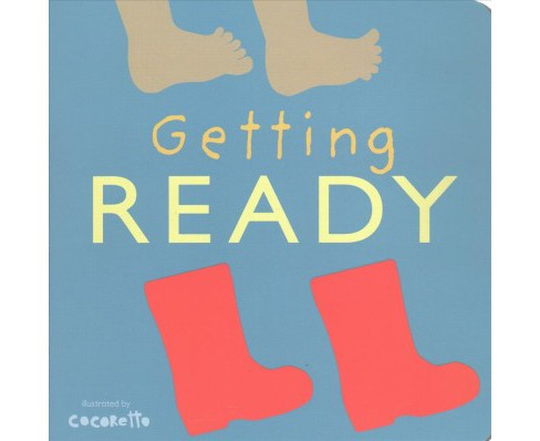 Getting Ready (Hardcover) - image 1 of 1