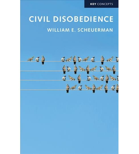 Civil Disobedience -  (Key Concepts) by William E. Scheuerman (Hardcover) - image 1 of 1